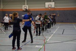 Kreismeisterschaften im Bogenschießen