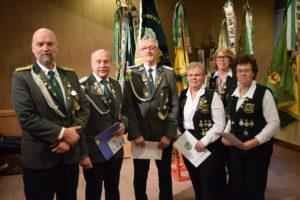 Delegiertenversammlung im Ammerländer Schützenbund