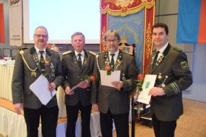 Delegiertentagung des Oldenburger Schützenbundes